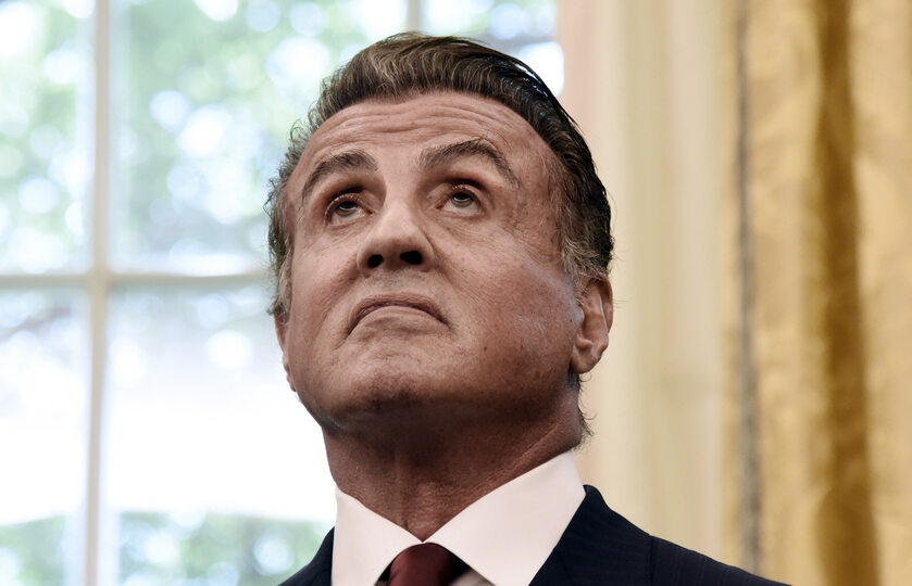 Sylwester Stallone
