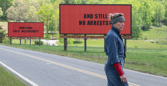Three Billboards outside Ebbing, Missouri - TIFF '17