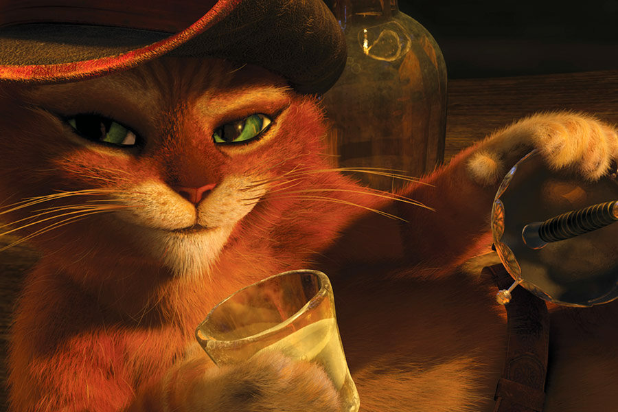 Top 10 Filmowe Koty