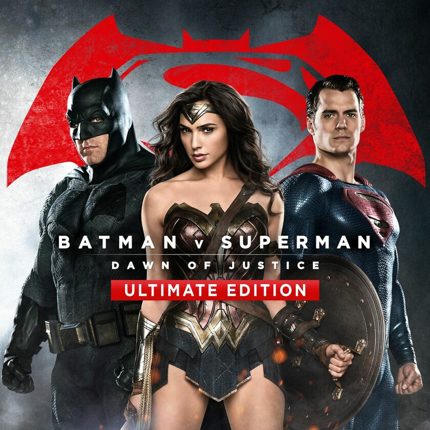 Batman V Superman - premiera DVD