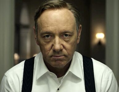 "Nowy trailer ""House of Cards"""